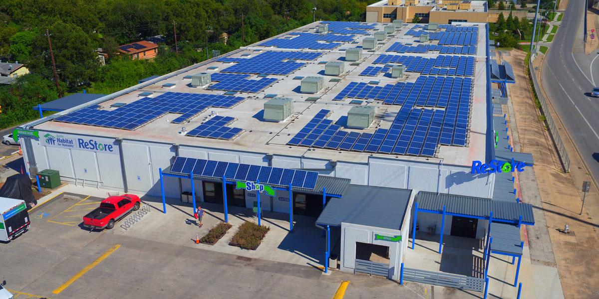civic construction Habitat Austin