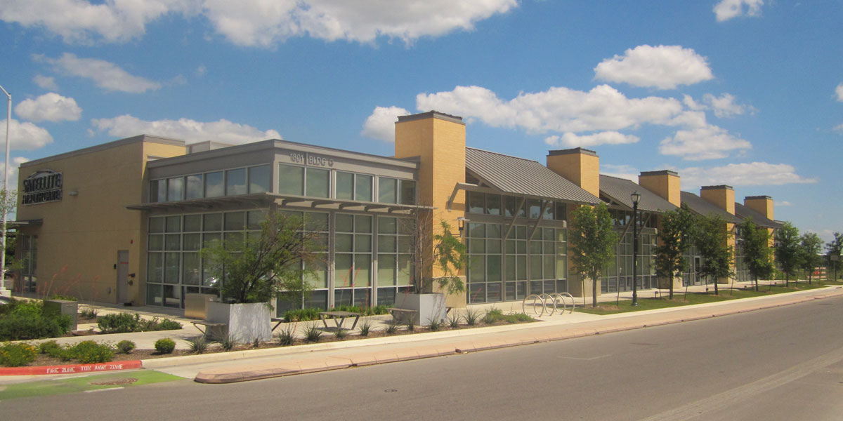healthcare construction Mueller Medical Facilities