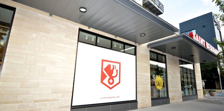 retail construction Saint Bernard