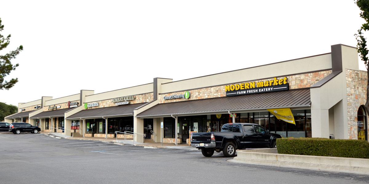 retail construction Westwoods