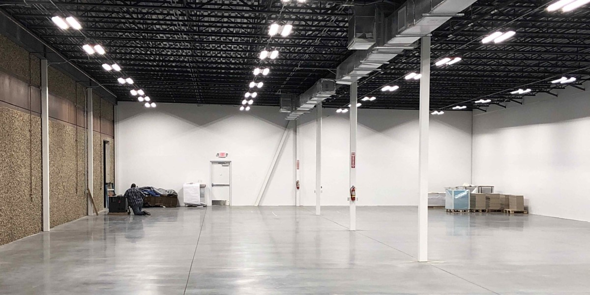 Capital Printing Warehouse Expansion Austin Texas Engen